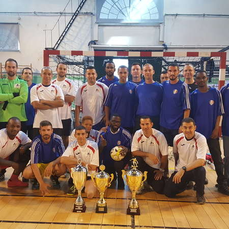 CSA Football Vincennes : champion IdF 2017